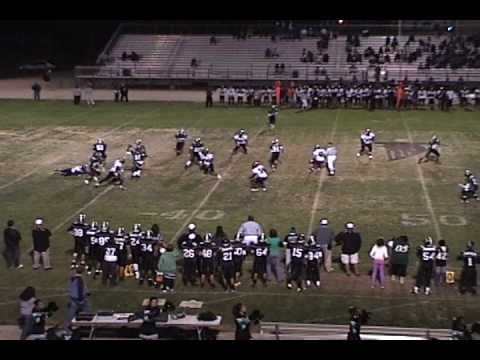 #2 Joshua Shaw-Palmdale High School-2008 Offensive Highlights