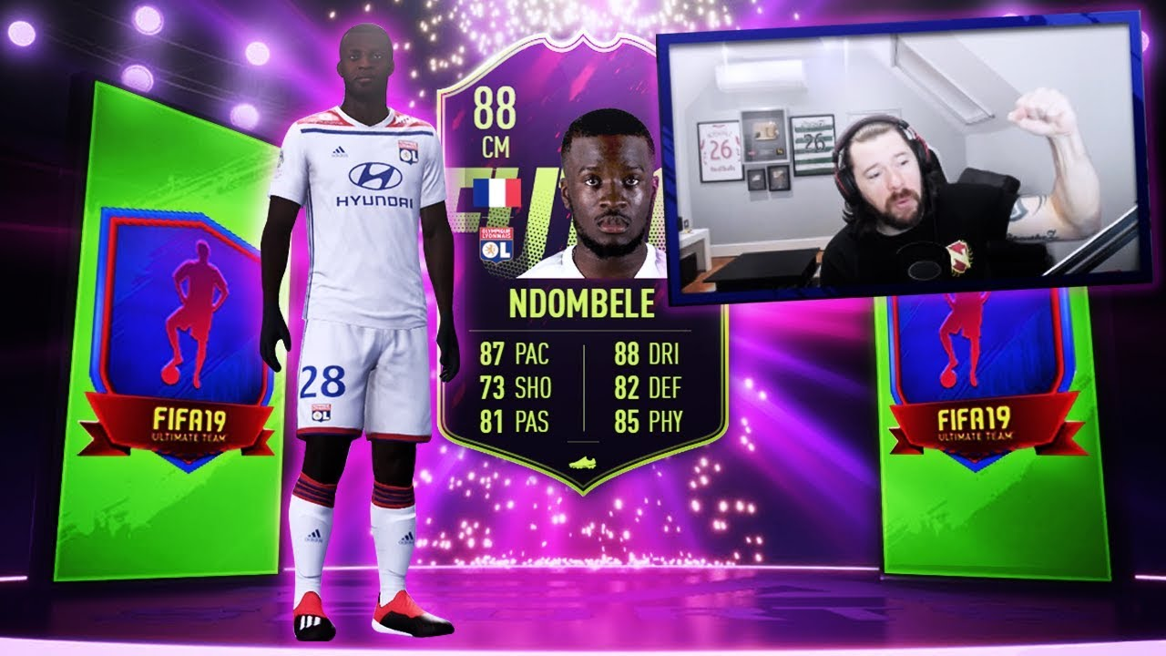 OVERPRICED! 88 RATED FUTURE STARS NDOMBELE SBC! - FIFA 19 Ultimate Team