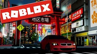 Roblox Midnight Racing: Tokyo