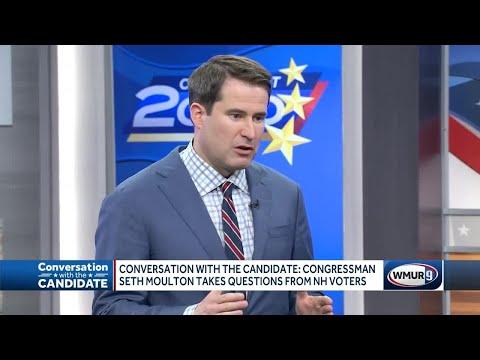 Moulton takes on Trump in 'CWTC'