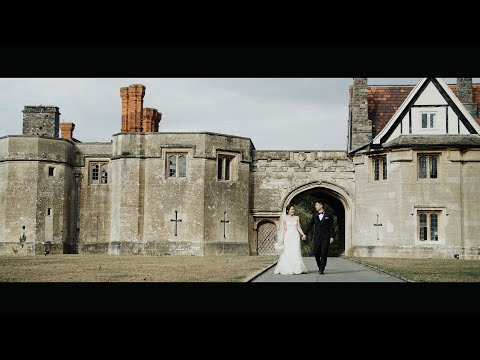 Thornbury Castle Wedding // Jasmine & Hilkie // Wedding Film