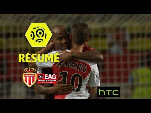 AS Monaco - EA Guingamp (2-2)  - Résumé - (ASM - EAG) / 2016-17