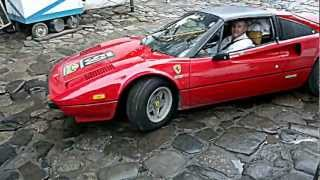 Nelson Piquet em Paraty.