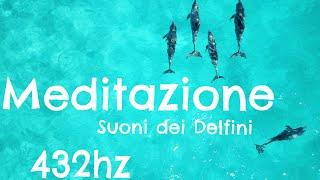 Suoni dei Delfini - Meditazione Guidata 432hz