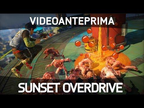 Sunset Overdrive - Videoanteprima - Gameplay ITA HD - Everyeye.it
