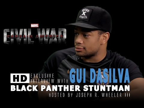 ONYXCON Exclusive Interview: Black Panther Stuntman Gui DaSilva