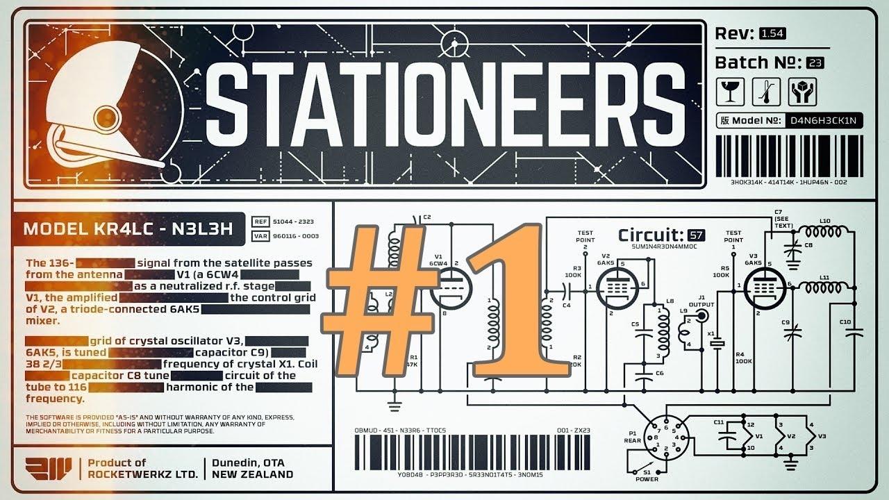 Stationeers - Servon Games Europe
