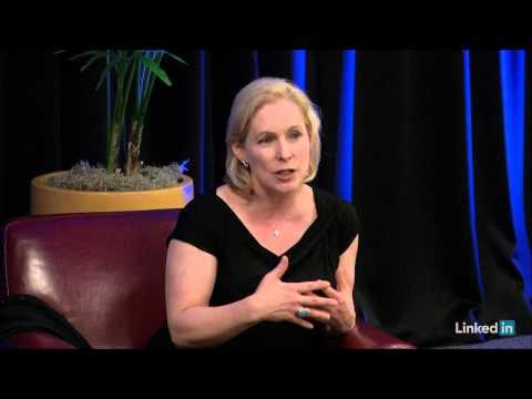 LinkedIn Speaker Series:  U.S. Senator Kirsten Gillibrand