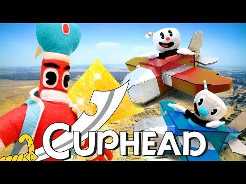 Cuphead Plush – Djimmi the Great