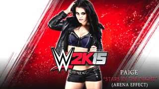 "WWE - Paige 2nd Theme Song ""Stars In The Night"" (2K Arena Effect) + Download Link 2015 ᴴᴰ"