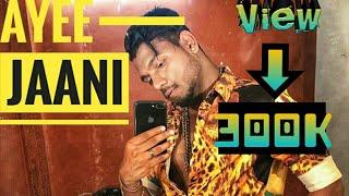 Mtv Hustle | Ayee Jaani | King Rocco | Base boosted