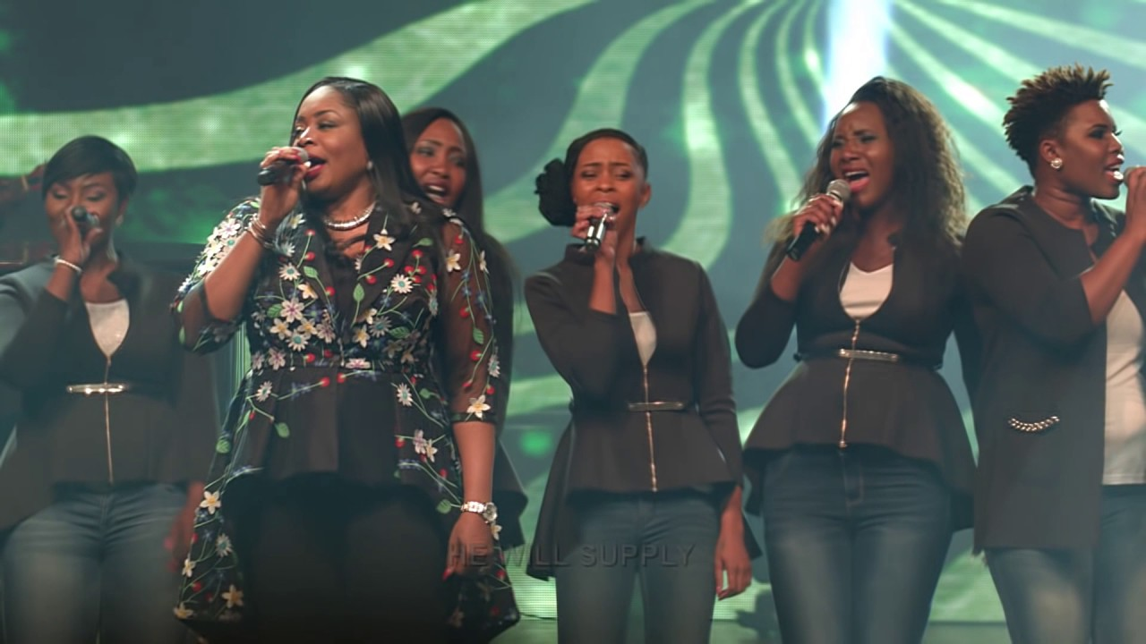 Sinach: I Celebrate - Featuring Assent Tweed