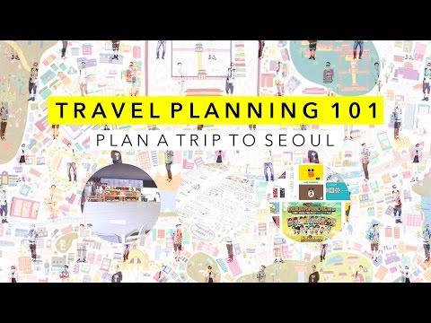 How I Plan My Trips to Seoul 🇰🇷 🇰🇷 🇰🇷