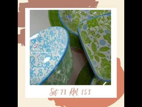 Prettyplates By Anna Set 28