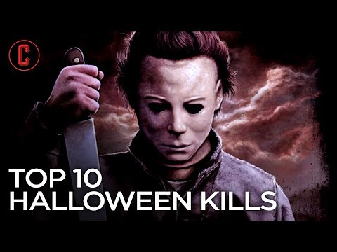 Top 10 On-Screen Deaths in the Halloween Franchise