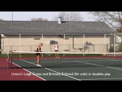 Union girls' tennis