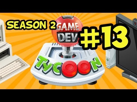 Game Dev Tycoon Walkthrough - Part 13 Console Released (Season 2)