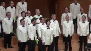 男声合唱組曲「雨」 作曲/多田武彦 2018.3.4(日)  いずみホール