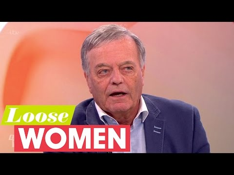 Tony Blackburn On I'm A Celebrity And John Peel | Loose Women