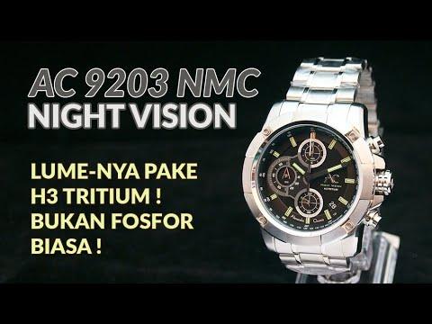 Alexandre Christie Night Vision AC 9203 NMC - Starloji.com - YouTube 310d6f0cdb