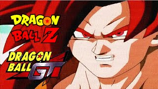 Why Does Gogeta Have Red Hair?