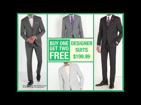 K&G Fashion Superstore Father's Day Suit Event TV Commercial - YouTube