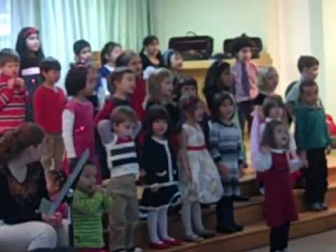 Redwood Montessori Academy Holiday Concert