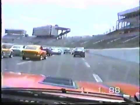 Charlotte Motor Speedway Road Course Onboard