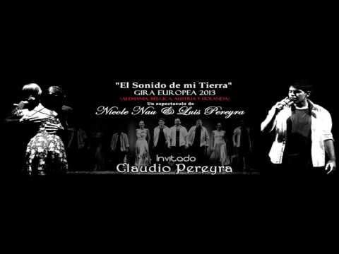 """Claudio Pereyra - Gira Europea 2013 - """"El Sonido de mi Tierra"""" (Sep, Oct, Nov & Dic)"""