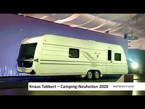 Knaus Tabbert: Camping-Neuheiten