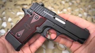 Sig Sauer P938 22lr 938-22 Compact Semi-Auto Pocket Pistol Overview - Texas Gun Blog