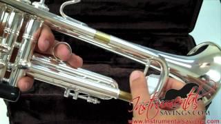 Bach LR180S43 Stradivarius Trumpet -Reverse Lead Pipe