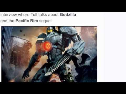 Legendary's CEO Thomas Tull interview talks Pacific Rim 2 and Godzilla!