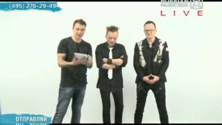 The MATRIXX – Репортаж Russian Musicbox (Москва, 20.10.2015)
