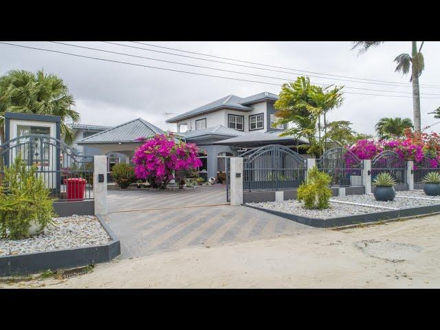 Nachtegaalstraat  -  Prachtige hoogbouwwoning, Paramaribo - Noord, Suriname, Surgoed Makelaardij NV