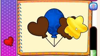 Детская Игра Мультфильм -Игра Творческие Пазлы