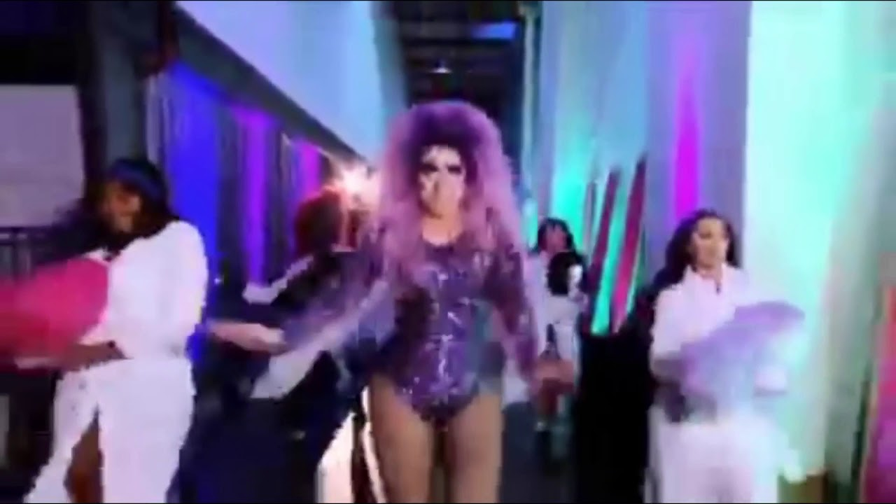 Rupaul S Drag Race Bad Bad Kitty: Kitty Girl Remix Feat. The Cast Of RuPaul Drag