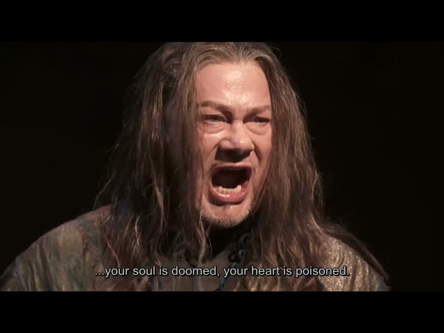 Boris Godunov: Mad Scene