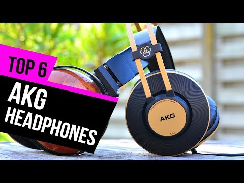 6 Best AKG Headphones 2018 Reviews