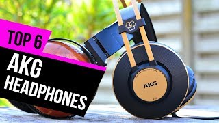 6 Best AKG Headphones Reviews