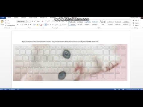 DIY laptop keyboard cover