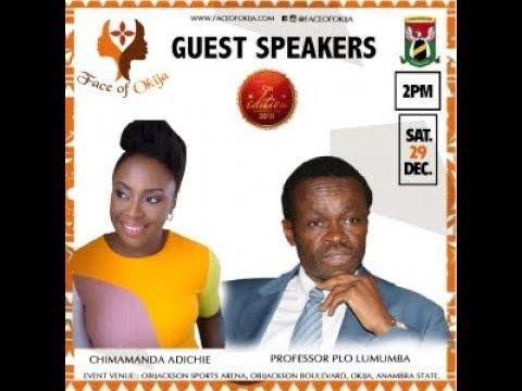 Prof. Lumumba: Celebrating Ndigbo & Nigeria, At The Face Of Okija In Anambra 2019