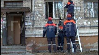 Труп мужчины нашли хабаровские спасатели в запертой на засов квартире.  MestoproTV