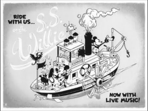 期間限定作品「Ride with us on the SS Willie」紹介動画