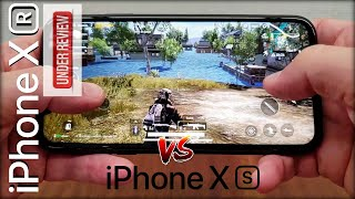 Análisis (Review) iPhone Xr (...vs iPhone Xs)