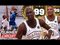 NBA 2K19 Summer Circuit #6 - 99 Overall JORDAN! MVP Westbrook 50+ POINTS!