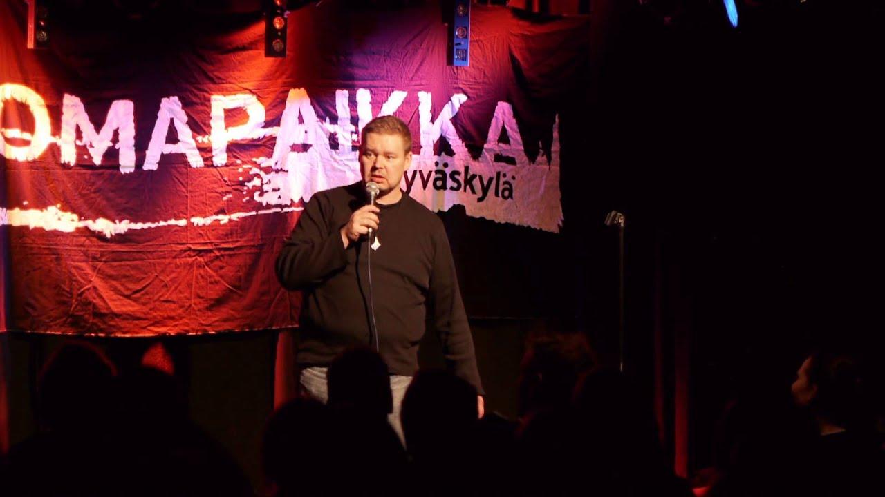 Koomikko Mustonen