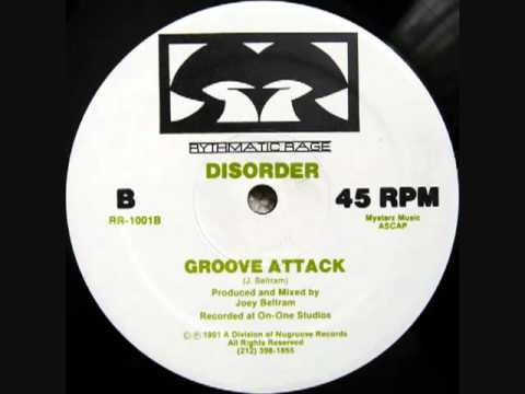 DISORDER 2 - GROOVE ATTACK mp3