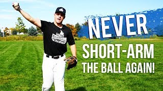 "How To Stop ""Short-Arming"" The Ball"