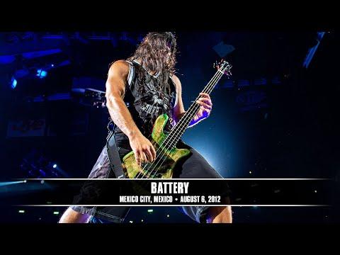 Metallica - Battery (Live - Mexico City, Mexico) - MetOnTour